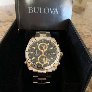 Men's Bulova Precisionist Watch